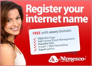 Click here to register your domain name